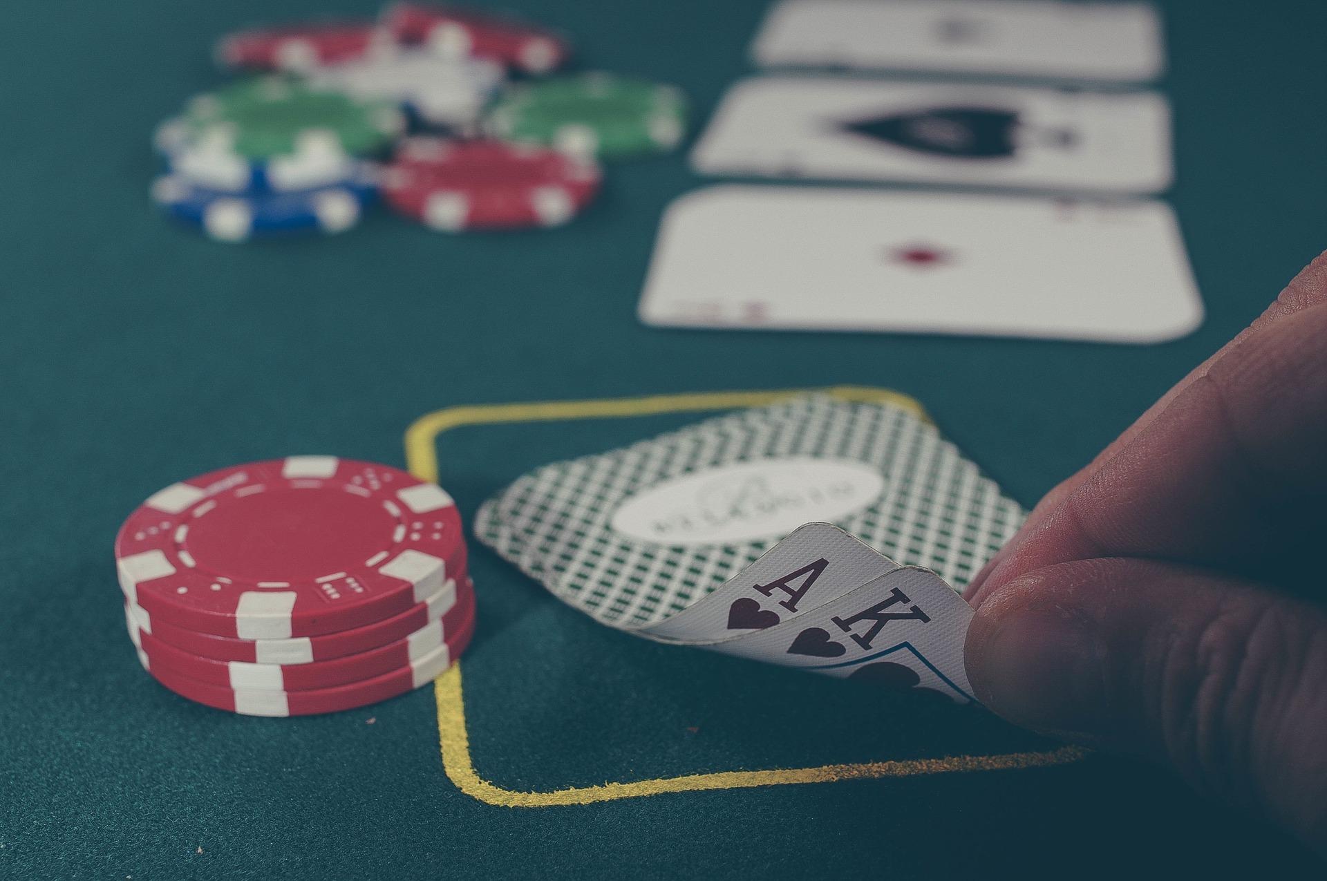 kortit - Muutama kasinovinkki aloittelijoille